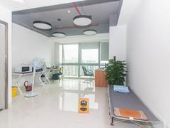 六和城 1室0厅0厨1卫 49.57m² 整租租房效果图