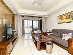 世茂江滨花园峻景湾 3室2厅1厨2卫 135.0m² 精致装修二手房效果图