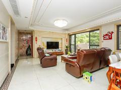 越秀可逸江畔 3室2厅0厨2卫 138.0m² 精致装修二手房效果图