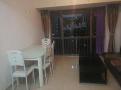 龙光城南区一期一组团 2室1厅1厨1卫 52.0m² 整租租房效果图