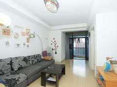 太阳国际公寓 1室1厅1厨1卫 64.23m² 精致装修二手房效果图