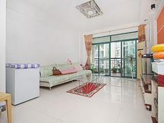 世纪花源 2室2厅1厨1卫 90.0m² 整租租房效果图