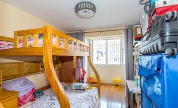 上海大華一村西區卧室照片_大華一村西區 地.鐵口 精裝大兩房 二手買進 稅費低 看房方便