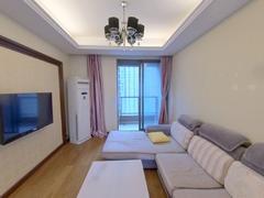 世茂广场 2室2厅1厨1卫 101.26m² 精致装修二手房效果图