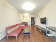 仁恒河滨城一期 3室2厅0厨2卫 131.0m² 整租租房效果图