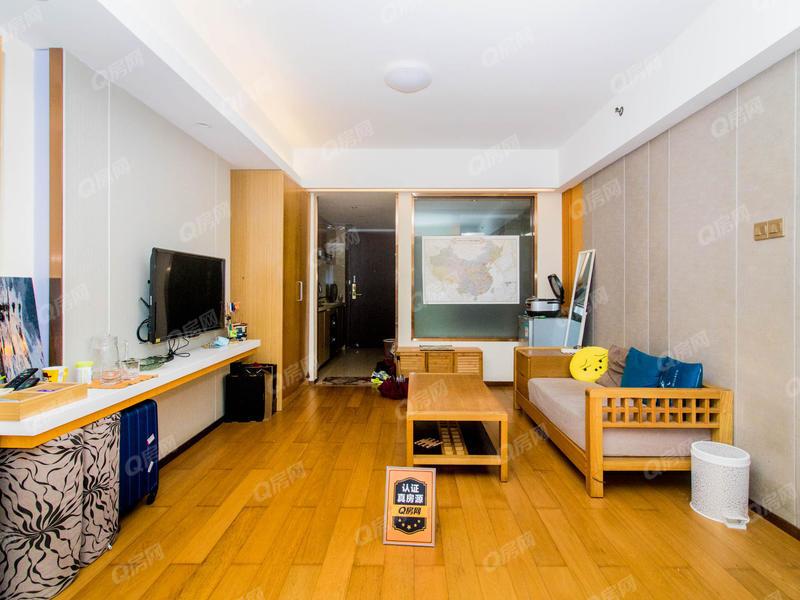 佳兆业广场 1室2厅0厨1卫 57.66m² 精致装修