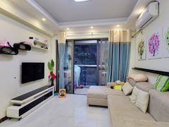 山海津 2室1厅1厨1卫 68.0m² 精致装修