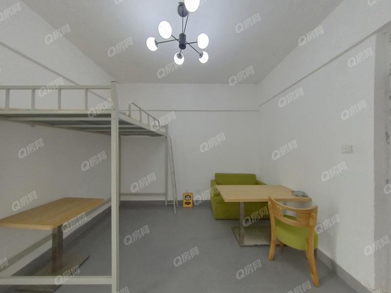 恒丰公寓 1房1厅1厨1卫1阳台m²精致装修
