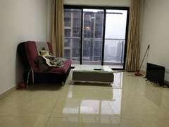 颐安都会中央2期 2室2厅1厨1卫77.0m²整租租房效果图