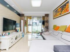 万业湖墅金典 3室2厅1厨2卫 103.75m² 精致装修二手房效果图