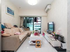 置地逸轩 一房一厅家私家电齐全拎包入住能看房租房效果图