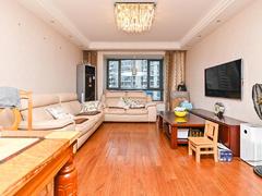 梦琴湾 3室2厅1厨2卫 126.84m² 精致装修二手房效果图