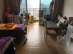 汇悦城公寓 1室1厅1厨1卫 44.0m² 整租租房效果图