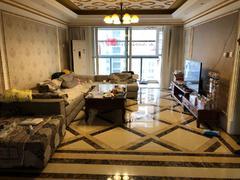 李沧万达广场中央公馆 3室2厅1厨2卫 138.89m² 整租租房效果图