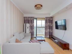 九龙仓繁华里 3室2厅1厨1卫 97.63m² 精致装修二手房效果图