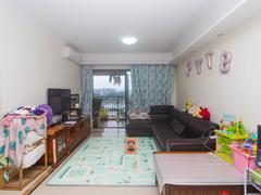 中海康城国际 2室2厅1厨1卫 69.4m² 整租租房效果图