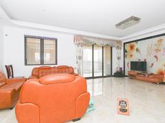 花样年江山阁 3室2厅1厨2卫 118.07m² 整租租房效果图
