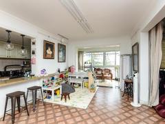 临江花园 3室2厅1厨1卫 125.07m² 精致装修二手房效果图