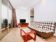 汇悦城公寓 1室1厅0厨1卫 45.0m² 整租租房效果图