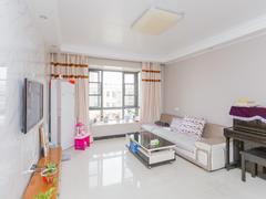 首开悦澜湾 3室2厅1厨1卫89.0m²精致装修二手房效果图