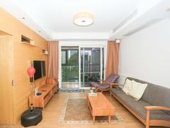 半岛国际 3室2厅1厨2卫 86.5m² 精致装修二手房效果图