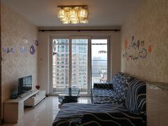 皇庭世纪 精装修 57平米大一房两厅 家电齐全 拎包入住租房效果图