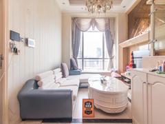 金色都汇 4室2厅1厨2卫 70.76m² 整租租房效果图
