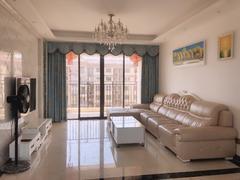 龙光城北区二期 4室2厅1厨2卫 114.0m² 整租租房效果图