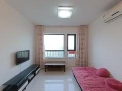雅戈尔太阳城湖邑 1室1厅1厨1卫 62.56m² 精致装修二手房效果图